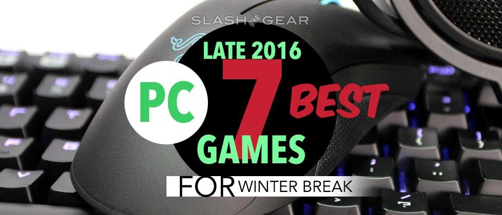 7 best PC games to play over winter break