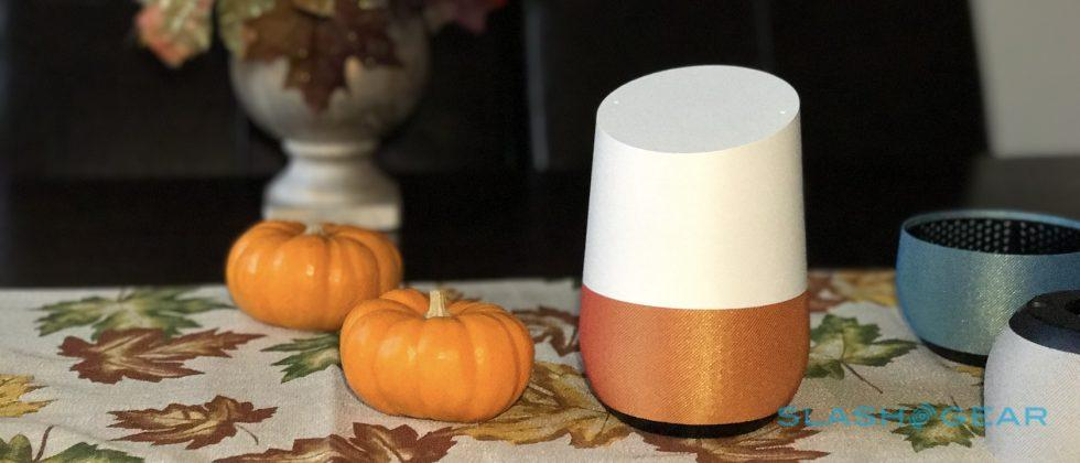 Living with Google Home