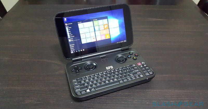 GPD WIN Review: Mobile Windows 10 for gaming