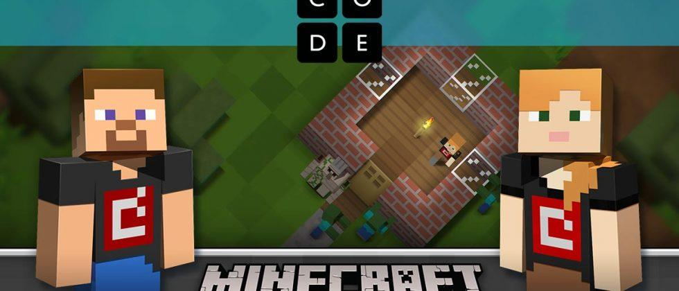Minecraft Hour of Code Designer tutorial is free and available now