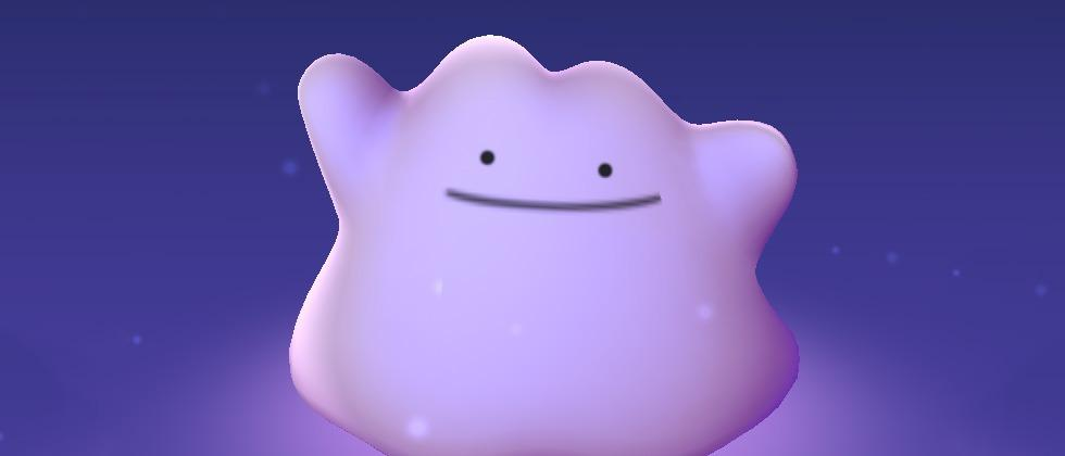 Ditto Pokemon GO update (and how to find it)