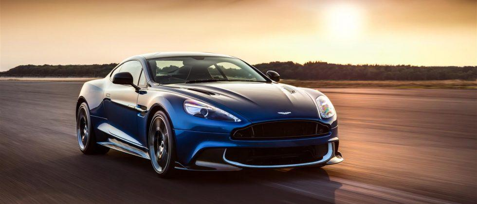 Aston Martin Vanquish S boosts power, style & eye-watering price