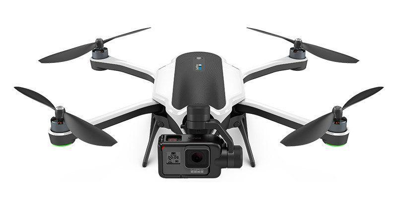 GoPro Karma owners given free HERO5 for returning failed drone