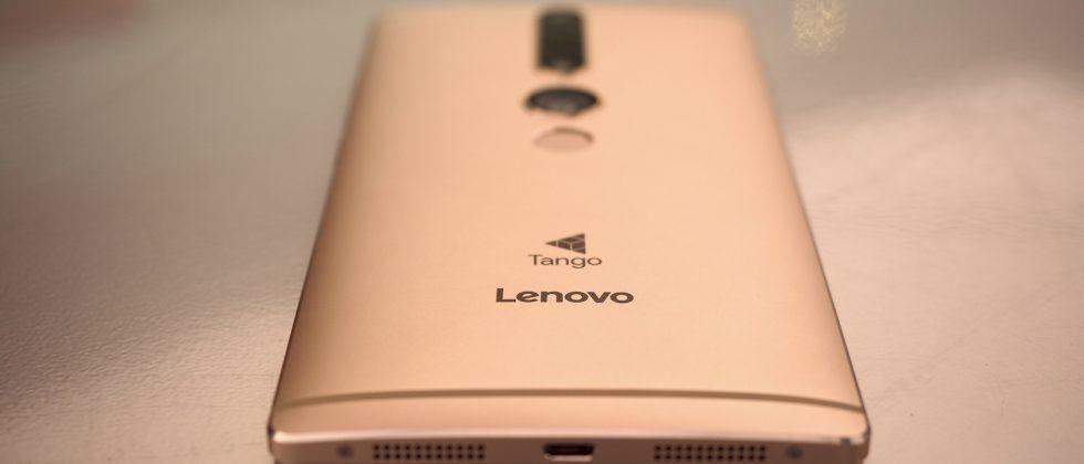 Lenovo Phab 2 Pro Gallery