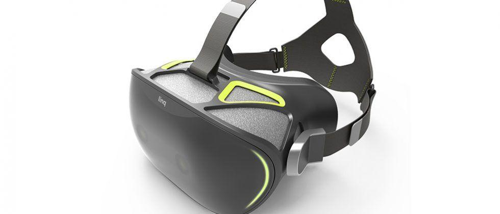 Linq mixed-reality headset projects games onto the real world