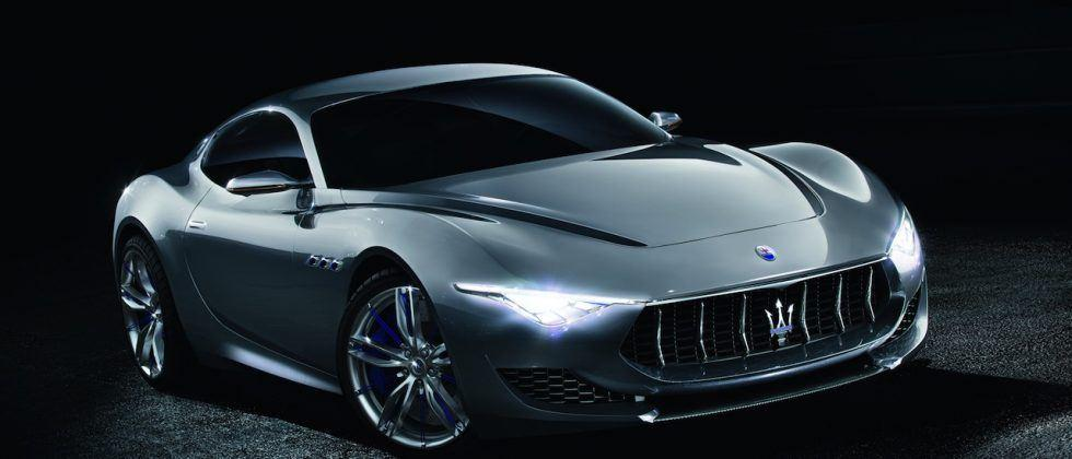 Surprise! An electric Maserati Alfieri is coming in 2020