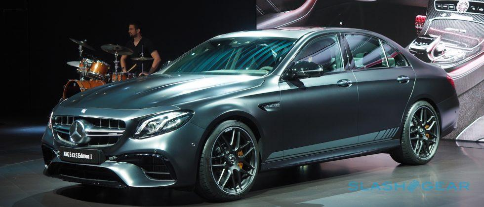 All hail Mercedes-AMG's E 63 S 4MATIC+, the anti-Tesla