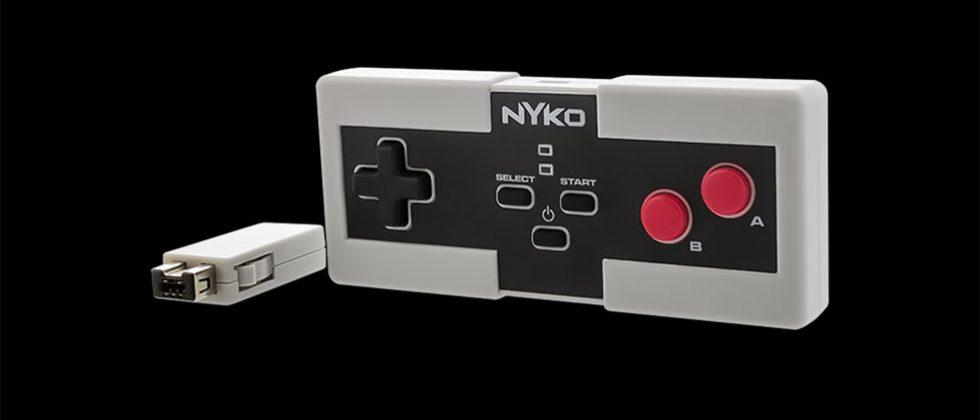 Miniboss for NES Classic Edition controller cuts the cords