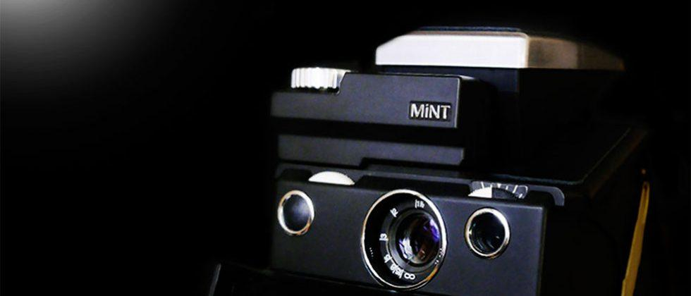 MiNT SLR650-S is a limited edition Polaroid SLR