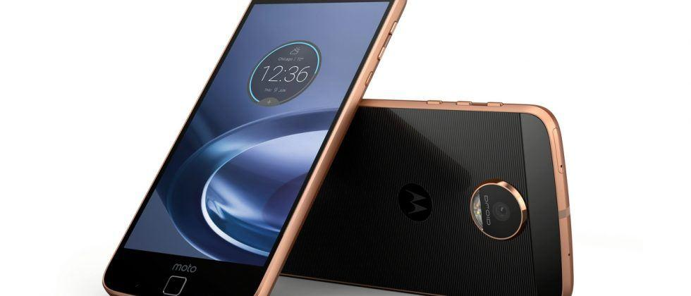 Moto Z and Z Force get Android Nougat, Daydream support this week