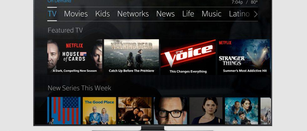 Comcast's Netflix app releases just in time for data caps