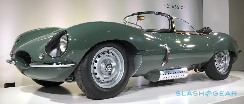 Legend resurrected, the Jaguar XKSS skips 1957 to 2016 LA