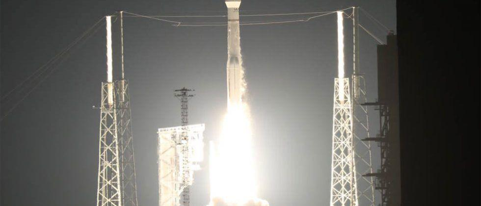NOAA GOES-R weather satellite launch goes off without a hitch