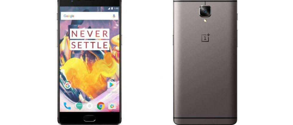 OnePlus 3 vs OnePlus 3T specs and release