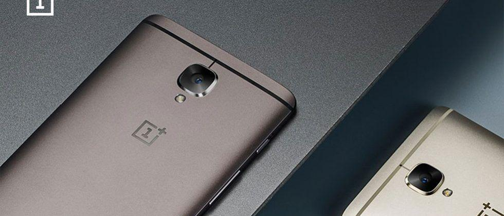OnePlus 3T lands in Europe starting at £399