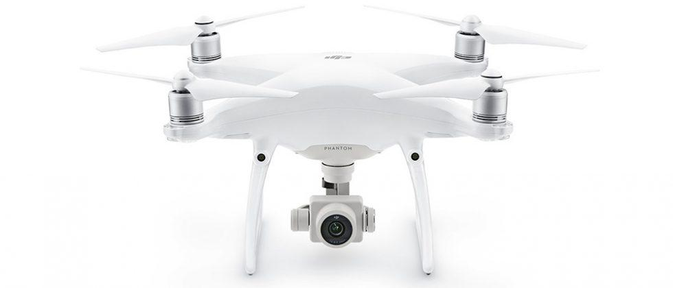 DJI Inspire 2 and Phantom 4 Pro drones go up for preorder