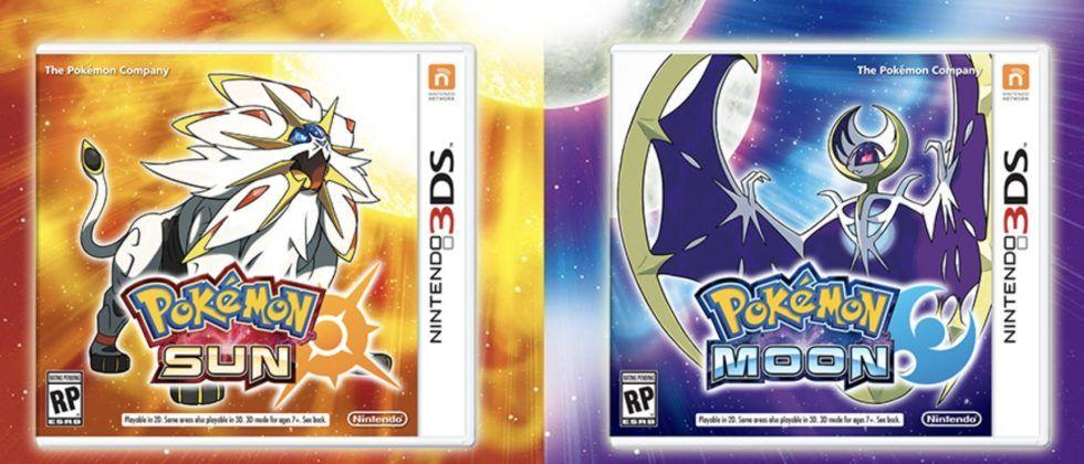 Pokemon Sun and Moon become second-largest 3DS launch in Japan