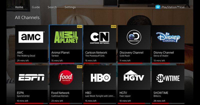 PlayStation Vue finally lands on Apple TV