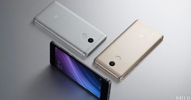 Here is the Xiaomi Redmi 4, 4A and you still can't get them
