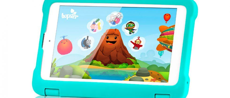 EE Robin Tablet aims at kids on the go, packs quad-core processor and LTE