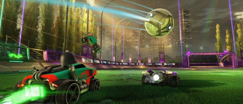 Rocket League Game of the Year Edition drives onto PS4 and PC