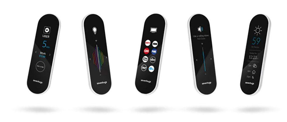 Sevenhugs Smart Remote control anything you point it at
