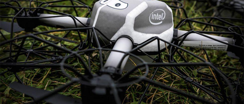 Intel Shooting Star Drone is designed for light shows