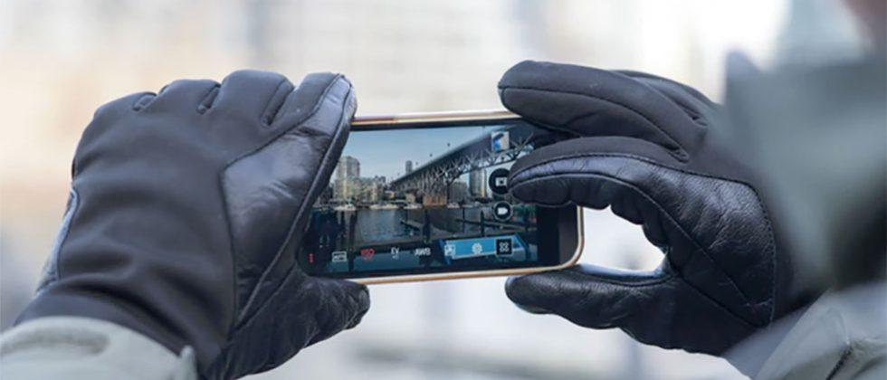 TAPS touchscreen sticker lets any gloves work with any screen