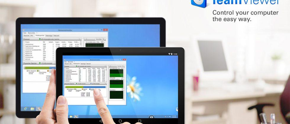 TeamViewer update enables cross-platform mobile to mobile remote support