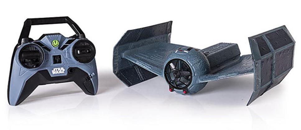 Star Wars Rogue One RC Tie Fighter lets you fly for the empire