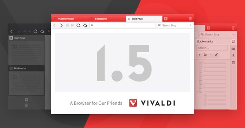 Vivaldi web browser can directly control Philips Hue bulbs