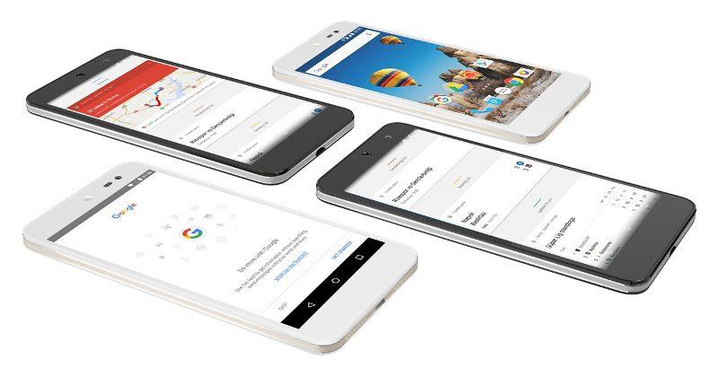 General Mobile GM 5 brings 7.0 Nougat to Android One