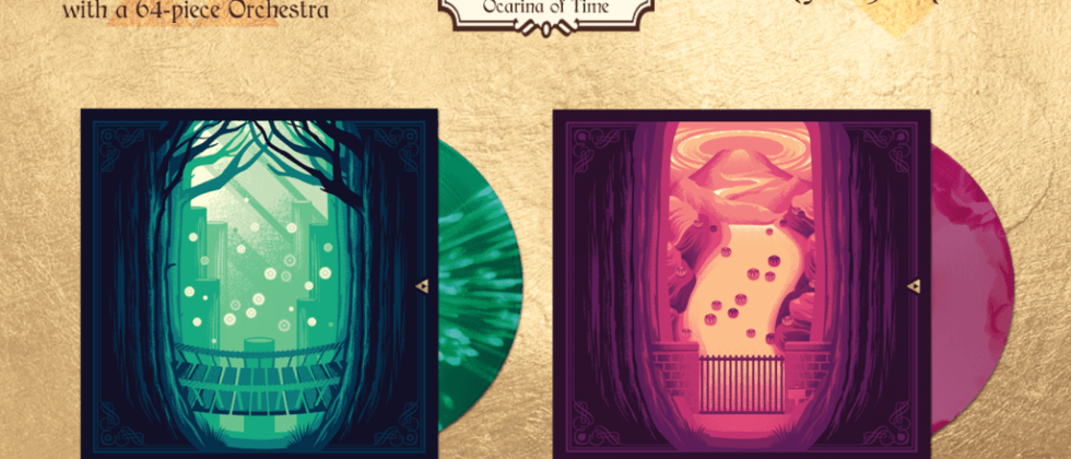 Legend of Zelda: Ocarina of Time soundtrack vinyl to launch next year