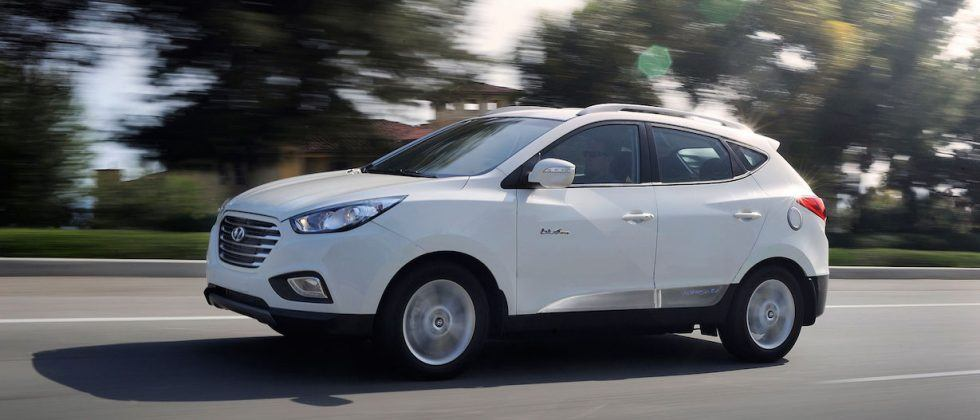 Hyundai developing next fuel cell SUV with 348-mile range