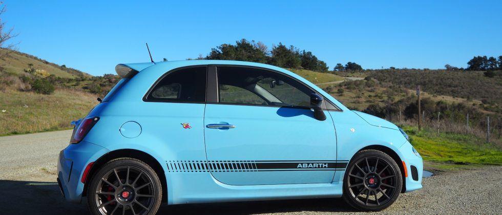 2016 Fiat 500 Abarth >> 2016 Fiat 500 Abarth Gallery Slashgear