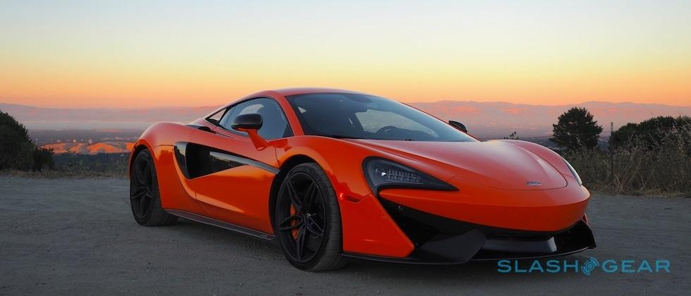 The McLaren 570S is my favorite car of 2016