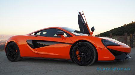 2016 McLaren 570S Gallery