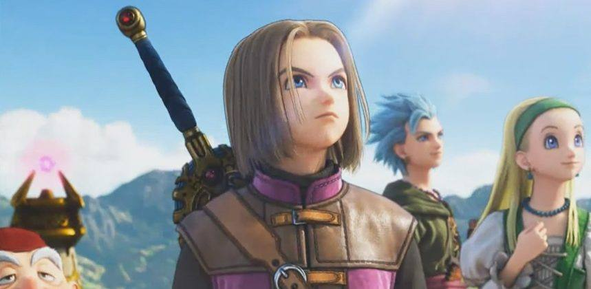 Dragon Quest XI revealed, coming to PS4 & 3DS in 2017