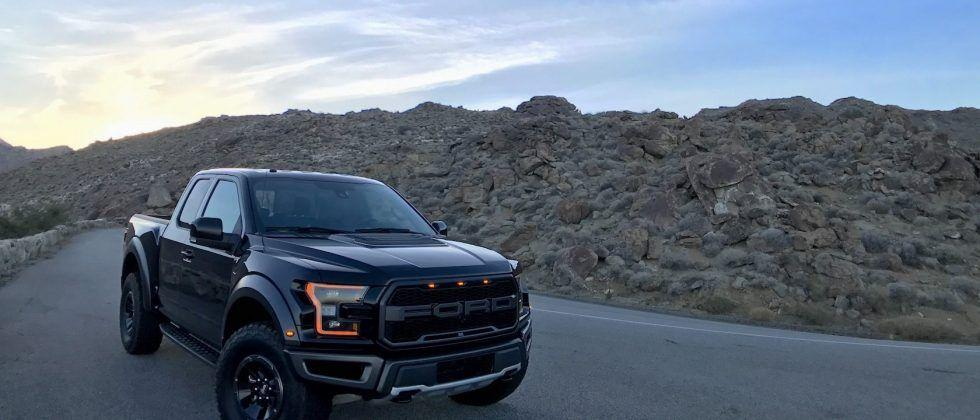 2017 Ford F-150 Raptor First Drive: The Epic Baja Monster