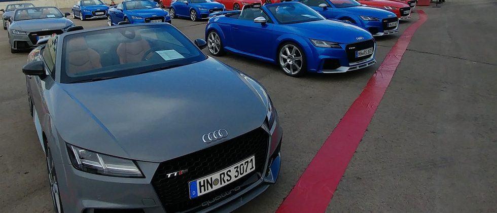2018 Audi TT RS Gallery