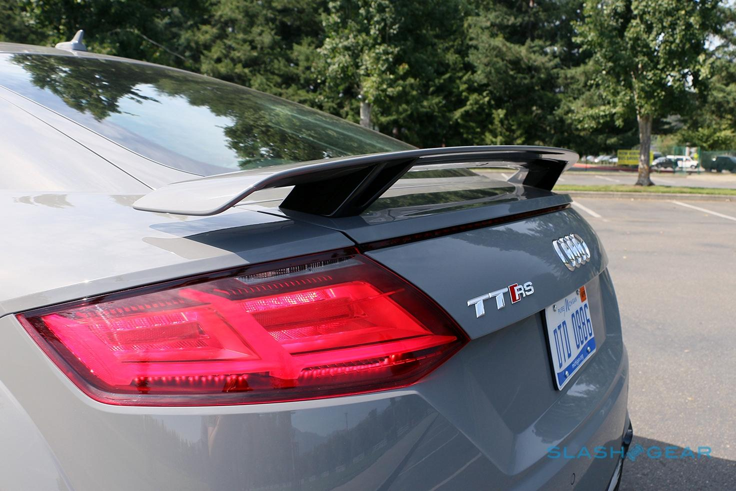 2018 audi tt rs review: the best luxury sports car for the