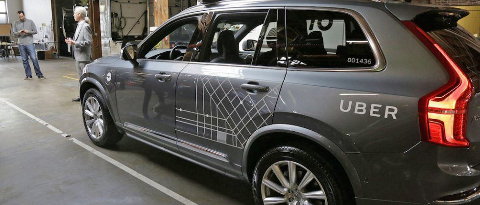 Uber refuses to get DMV permit for self-driving car tests in SF
