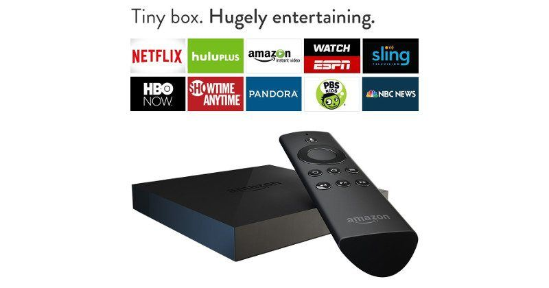 "Amazon Fire TV update introduces a ""cinematic"" on-screen UI"