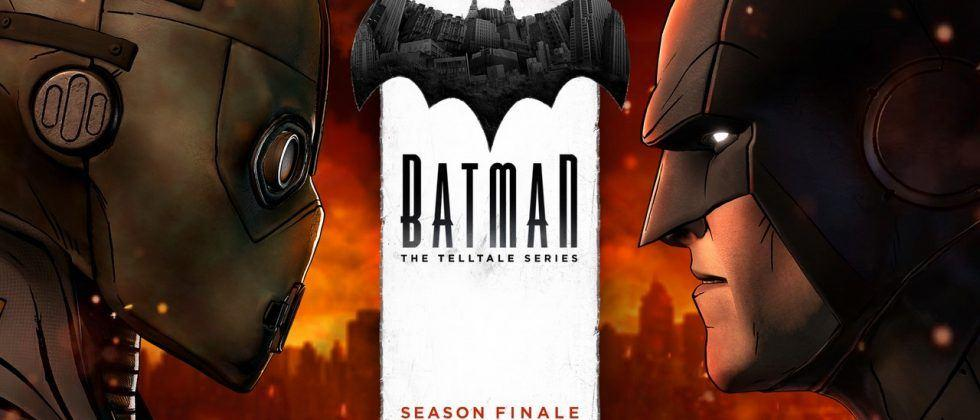 Telltale's Batman episode 5 launches next week, episode 1 goes free on PC