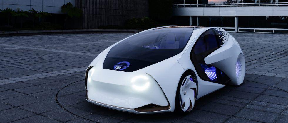 Toyota Concept-i's friendly AI is your autonomous car co-pilot