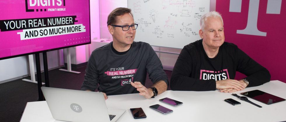 T-Mobile's DIGITS allows for multiple phone numbers on a single device