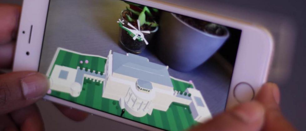 White House '1600' AR app makes a dollar bill come alive