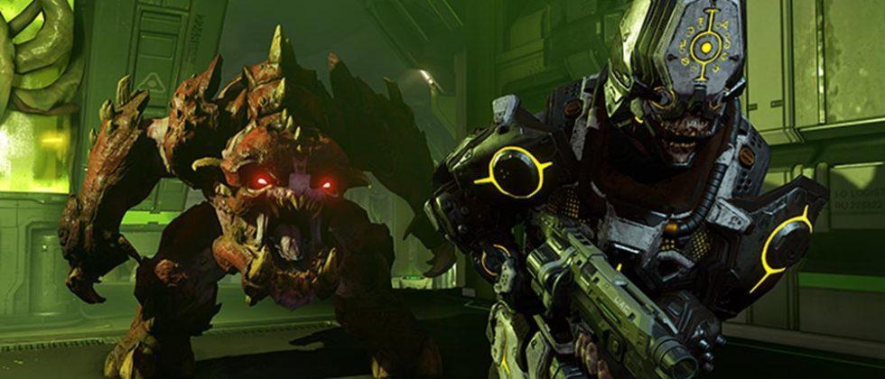 DOOM Bloodfall DLC arrives alongside double points weekend