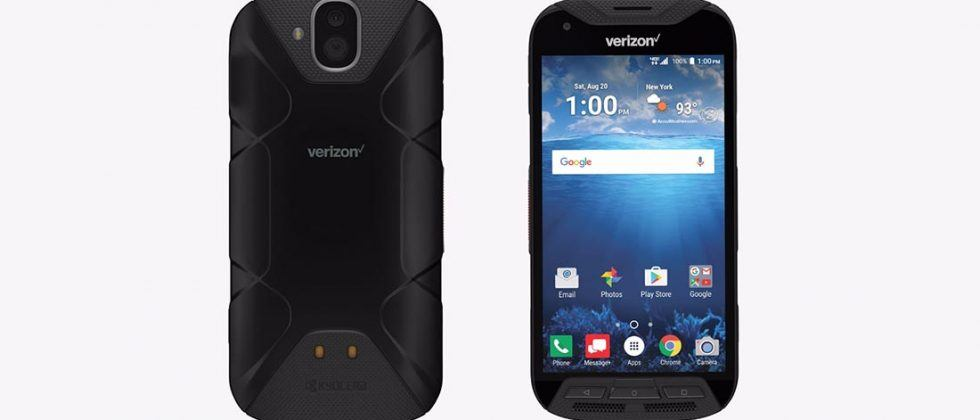Kyocera DuraForce PRO with Sapphire Shield launches at Verizon