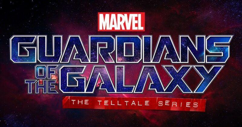Guardians of the Galaxy: The Telltale Series revealed